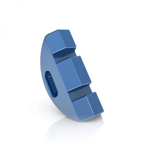 Quick-tec blau, normale Friktion 1er Pack