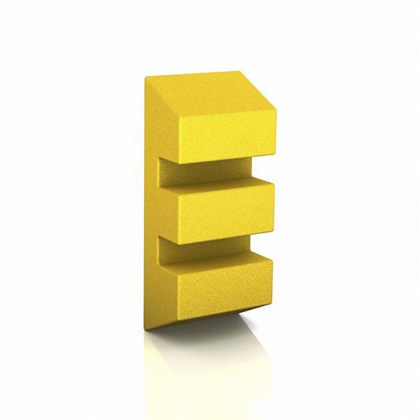 TK-Fric (gelb), mittlere Friktion 5er Pack