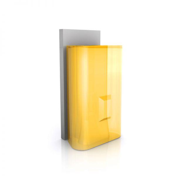 SIM-tec Matrize gelb normale Friktion 10er Pack