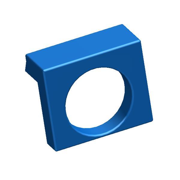 Stegreiter für Snap-Stick für Safe-tec II + V