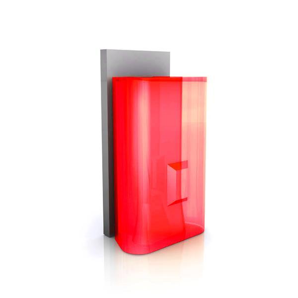 SIM-tec Matrize rot erhöhte Friktion 10er Pack